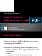 Bayes Theorem and Naive BayesClassifier