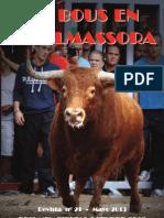 2012 Octubre RED Revista nº 21 1ª PARTE COLOR (Editada en Mayo 2013)