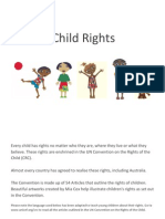 Illustrated Rights of the Child