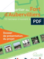 Fort d'Aubervilliers