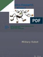 7r Alex - Military Robot