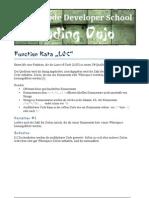 Function Kata LOC