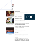 Fractures of Bone Rapid Fire Overview