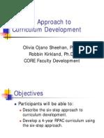 ED2 6-Step Process of CD