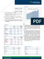 Derivatives Report, 16 May 2013