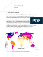 The Jasmine Revolution and demography