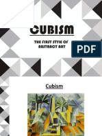 Abishek Cubism