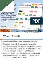 Critical Evaluation of Nestlé