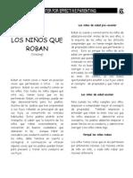 PORQUE LOS NHIÑOS ROBAN