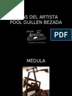 OBRAS DEL ARTISTA POOL GUILLÉN BEZADA