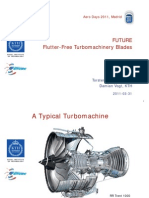 3C1futur Flutter Free Turbomachinery Blades