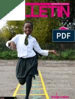 Spring 2013 Bulletin