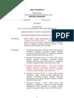 Draf Permen - Standar Isi SD - Ver 11 Mei