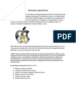 Sistemas operativos 1a