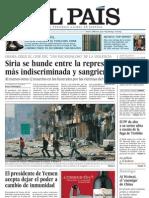 El Pais 20110424