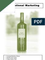 Marketing plan_Albariño's wine