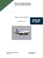 Proiect Dinamica Zborului