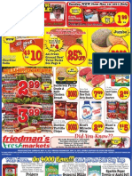 Friedman's Freshmarkets - Weekly Specials - May 16-22, 2013