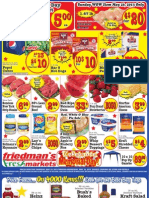 Friedman's Freshmarkets - Weekly Specials - May 23-29, 2013