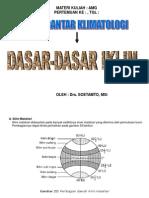 KLASIFIKASI IKLIM(2)