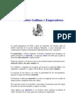Gallinas y Emperadores