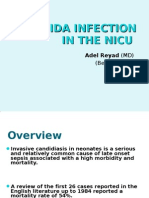 Candida Infection in the Nicu