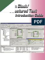 R144 E1 02+FunctionBlock StructuredText Introdution Guide