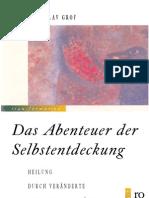 Grof, Stanislav - Das Abenteuer Der Selbstentdeckung (Deutsch - German)