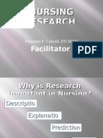 Nursing Research Intro