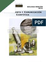 BM 01 Conocimiento y Comunicacion Cientifica