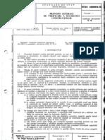 STAS 10100-0-75 - Pricipii de Verificare a Sigurantei Constructiilor