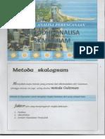 MAP ( MATERI TENTANG METODA SKALOGRAM).pdf