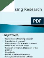 Nursing Research Lec 09