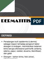 Dermatitis S1 Keperawatan