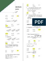 1er SIMULACRO 2013-I Razonamientto Matematico