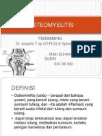 Osteomyelitis Ppt Jadi
