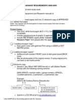 STR2 Clearance Checklist