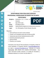 C.036-13_Convocatoria Oportunidad EPS-PAF FERTICONSA_09!05!13