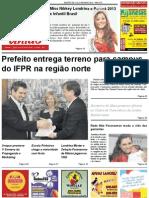 Jornal União - Edição de 13 à 23 de Maio de 2013