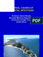 Maternal Causes of Infection Woods