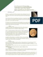 Os Planetas Principais Do Sistema Solar