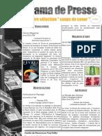 Panorama Press 15.05.2013