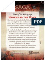 Hereward Monks and Bard
