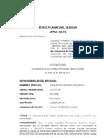 Resolucion Actividad Procesal Defectuosa 1948-09