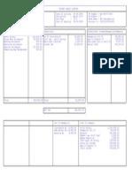 Salary Slip Editable Format