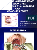 Surgical Management of Impacted Tooth