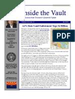 Arizona Inside the Vault 2Q 2013