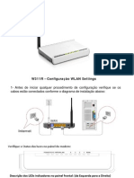W311R Guia Config Wireless (WLAN)