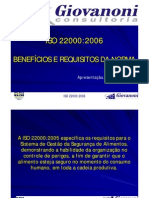 ISO 22000 - Beneficios e Requisitos Da Norma