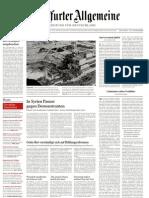 Frankfurter Allgemeine Zeitung 20110426